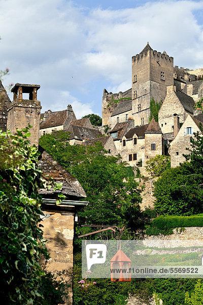 Frankreich Europa Aquitanien Dordogne