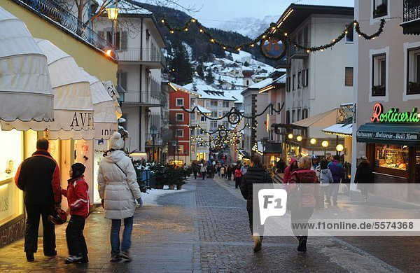 Trentino Südtirol Italien Grödnertal