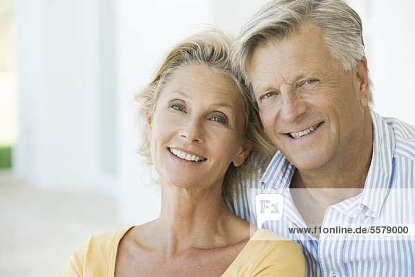 Erwachsenes Paar  Portrait