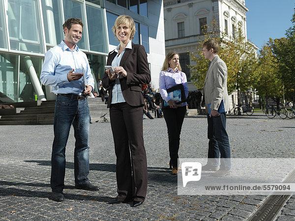 Erwachsenenbildung  Fraunhofer Academy  Akademie der Bildenden Künste  München  Bayern  Deutschland  Europa