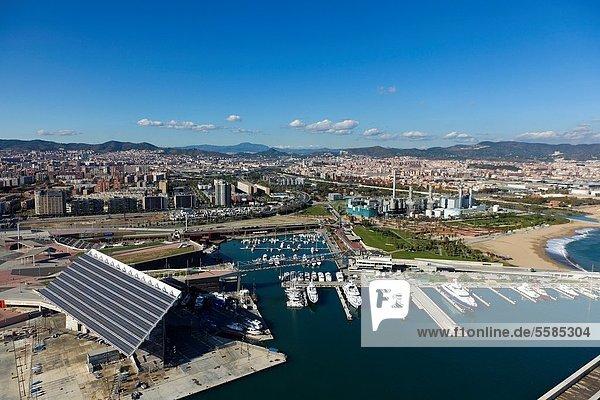 Port Forum Barcelona  Spain