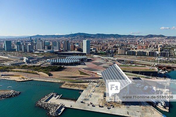 Forum area Barcelona  Spain