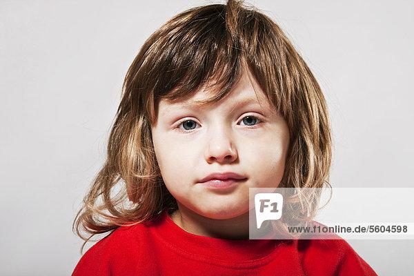 Girl  4  portrait