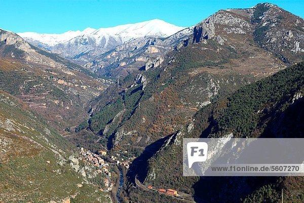 Frankreich  Europa  Alpes-Maritimes