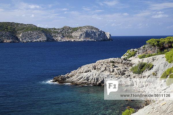 Europa Balearen Balearische Inseln Mallorca Spanien