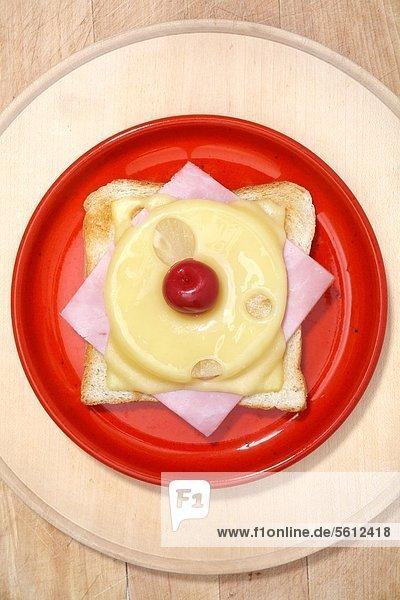 Toast Hawaii Toast Hawaii