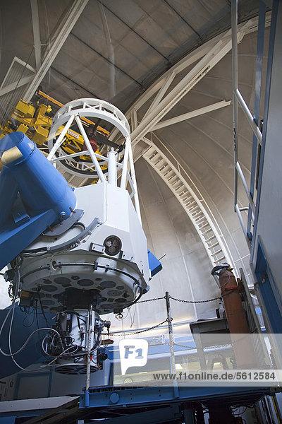 Teleskop mit einem 2  1 m Durchmesser am Kitt-Peak-Nationalobservatorium  Sells  Arizona  USA - Property Release nur für redaktionelle Verwendungen