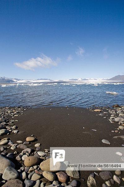 Jokulsarlon Gletscherlagune  Island