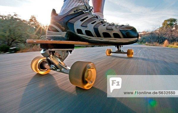 Felsbrocken  fahren  Großstadt  Skateboard  Markierung  Bach  Longtailboot  Twin Falls