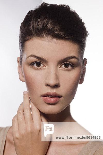 Schritt 8 - fertig Make-up