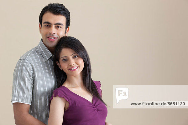 Porträt des Ehepaares