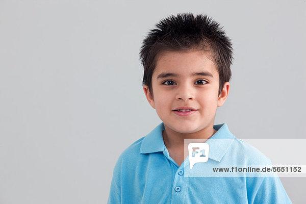 Porträt eines kleinen Jungen