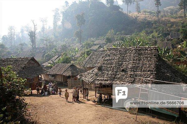 camping Hilfe Uneigennützigkeit Lifestyle Siedlung Myanmar 200 30 Thailand