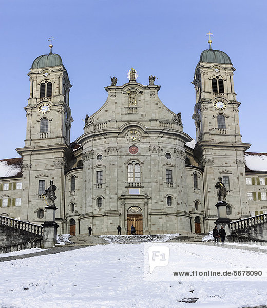 Europa Kloster Wallfahrtsort Schweiz