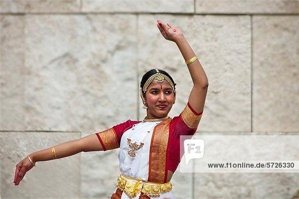 Indianer Festival Mensch Getty Center