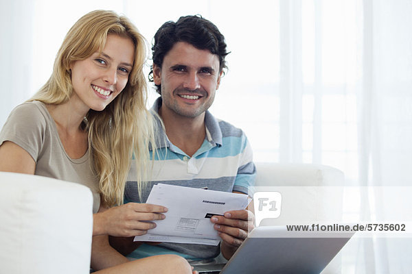 Paarzahlungsrechnung online