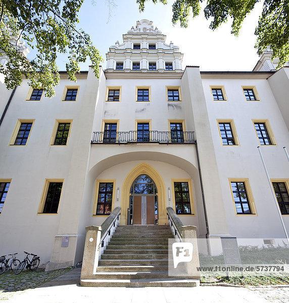 Sächsisches Oberverwaltungsgericht  Ortenburg  Bautzen  Budysin  Lausitz  Oberlausitz  Sachsen  Deutschland  Europa  ÖffentlicherGrund