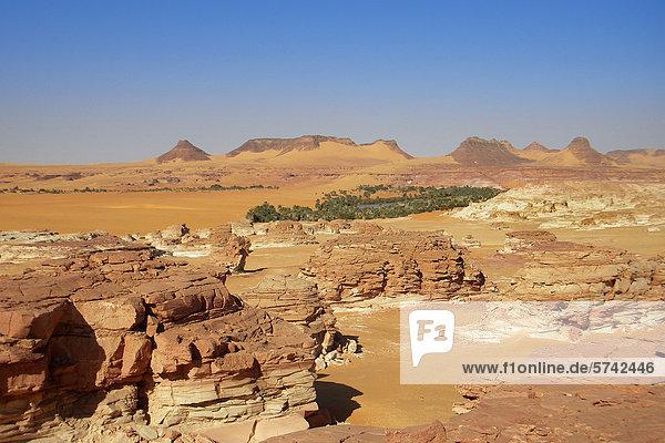 Erdi Region  Tschad