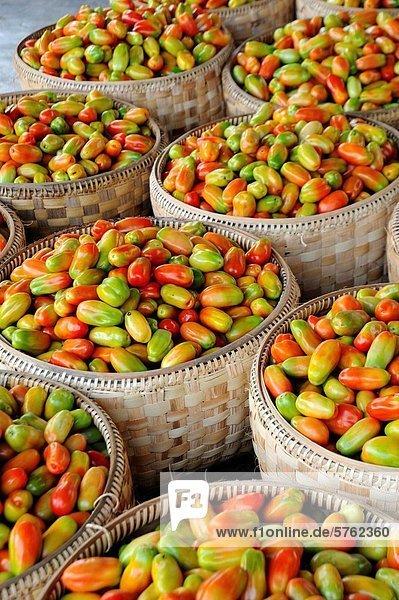 Myanmar  Markt