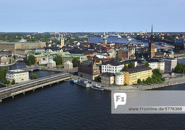 Stockholm  Altstadtinsel Stockholm, Altstadtinsel