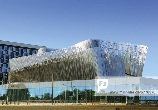 Stockholm  Kongresszentrum Stockholm, Kongresszentrum