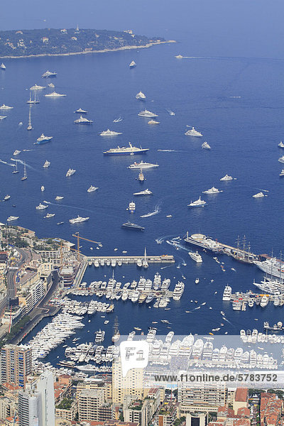 Hafen Europa Monaco