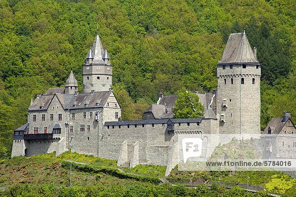 Burg Altena  Sauerland  Nordrhein-Westfalen  Deutschland  Europa  ÖffentlicherGrund