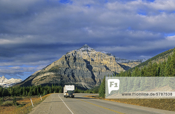 Kootenay Nationalpark British Columbia Kanada
