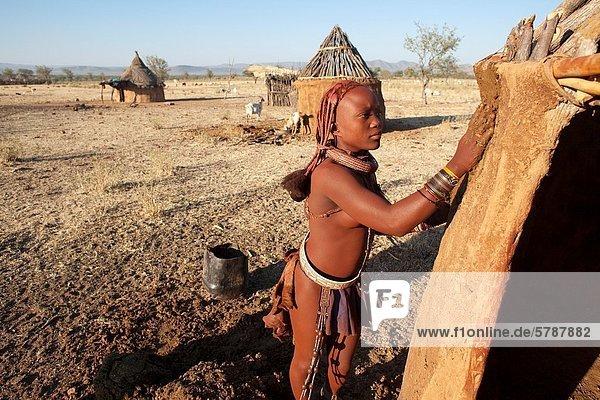Namibia Volksstamm Stamm
