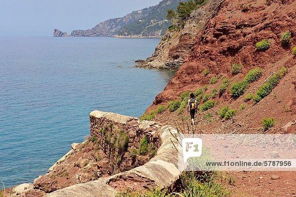 wandern  Balearen  Balearische Inseln  Banyalbufar  Mallorca  Spanien