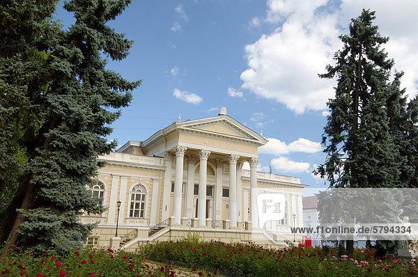 Archäologisches Museum  Odessa  Ukraine  Osteuropa