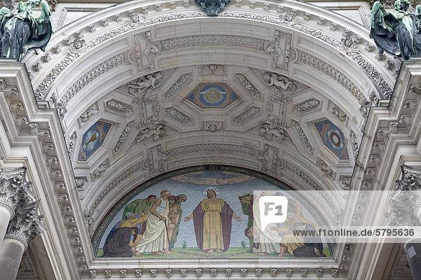 Berliner Dom  Berlin  Deutschland  Europa