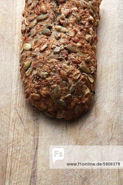Brot mit Kürbiskernen Brot mit Kürbiskernen
