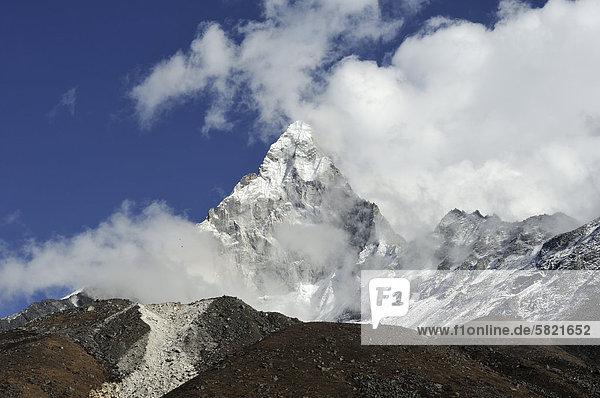 Ama Dablam Berg in Nepal