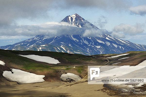 Vilyuchinsky Vulkan auf Kamtschatka Vilyuchinsky Vulkan auf Kamtschatka
