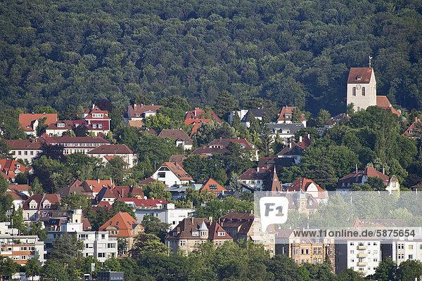 Europa Baden-Württemberg Deutschland Stuttgart