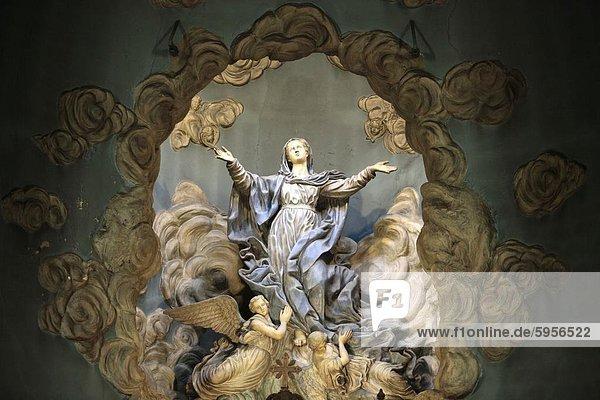 St. Maria Himmelfahrt  Sainte-Marie des Batignolles Kirche  Paris  Frankreich  Europa