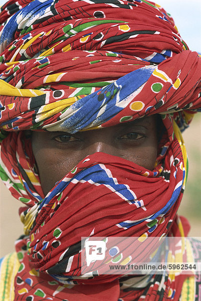 Peul shepherd  Sofara  Mali  West Africa  Africa