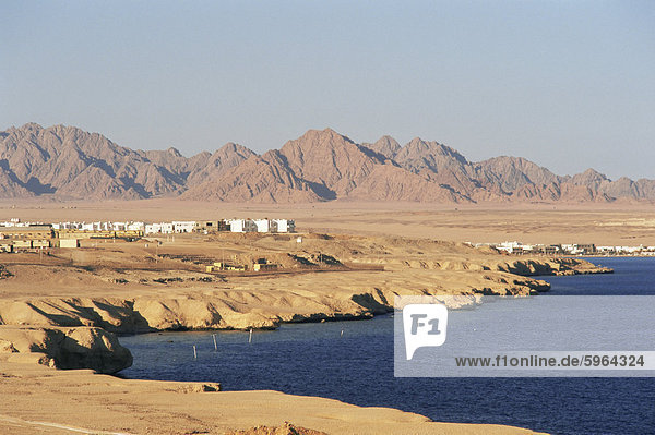 The harbour  Sharm El Sheikh  Egypt  North Africa  Africa