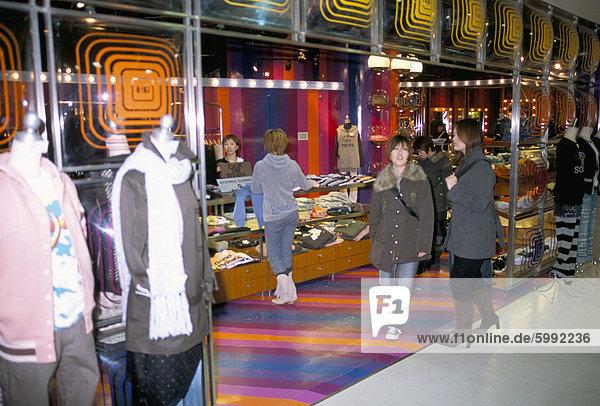Kaufhaus  Harajuku Ward  Tokio  Japan  Asien