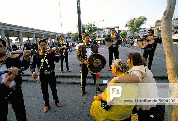 Piazza Garibaldi (Piazza Garibaldi)  Mexiko-Stadt  Mexiko  Nordamerika