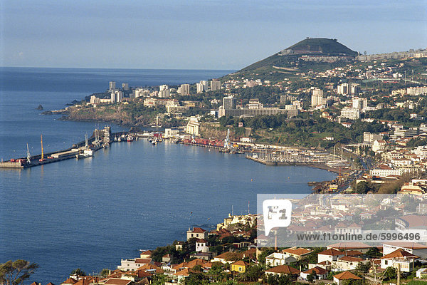 Funchal  Madeira  Portugal  Atlantik  Europa