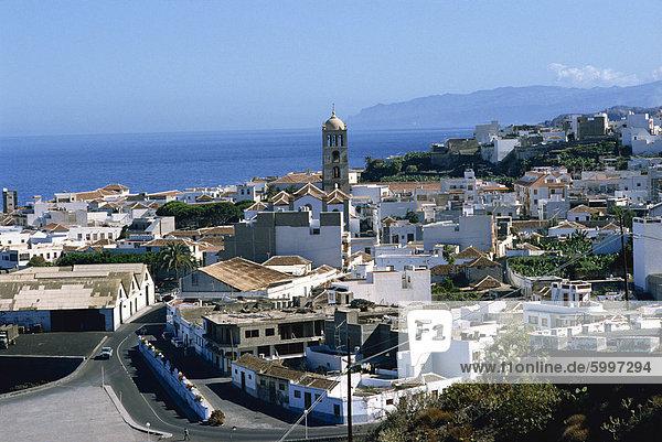 Garachio  Tenerife  Canary Islands  Spain  Atlantic Ocean  Europe