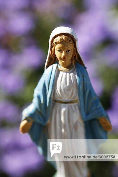 Jungfrau Maria  Paris  Frankreich  Europa