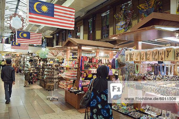 Zentrale Markt  Chinatown  Kuala Lumpur  Malaysia  Südostasien  Asien