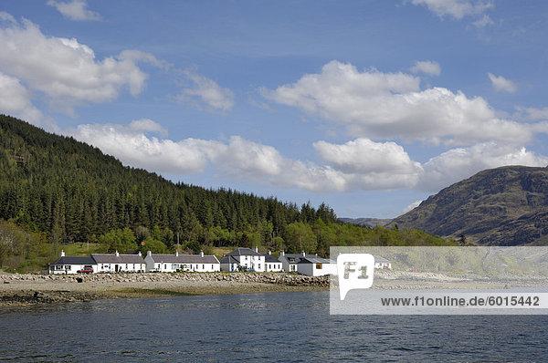 Inverie  Knoydart  Highlands  Schottland  Vereinigtes Königreich  Europa