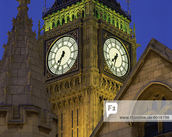 Big Ben  London  England  United Kingdom  Europe