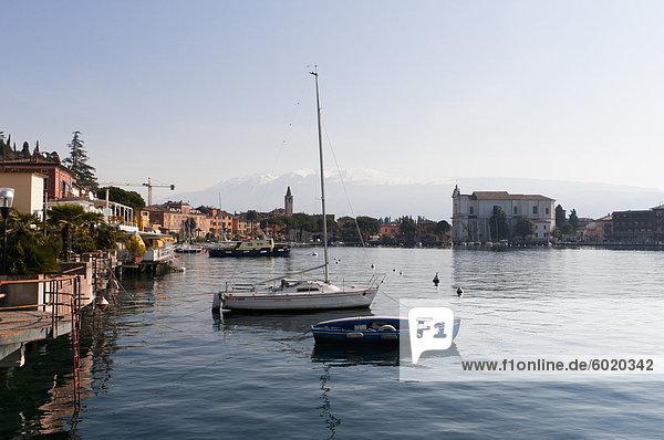 Toscolano-Maderno  Gardasee  Lombardei  italienische Seen  Italien  Europa