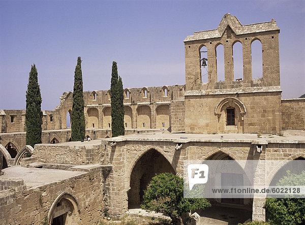 Bellapais Abbey  Zypern  Europa