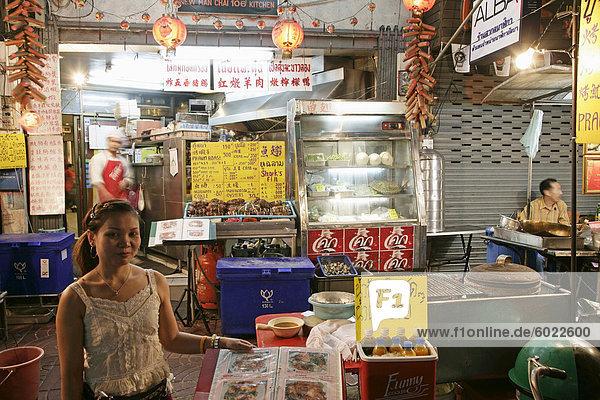 Chinatown  Bangkok  Thailand  Südostasien  Asien